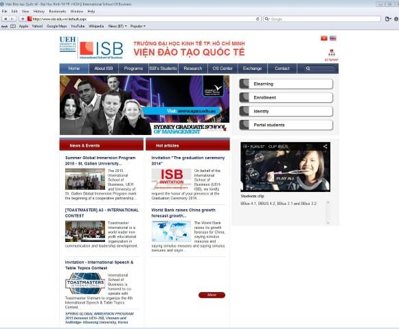 ISB (Small)